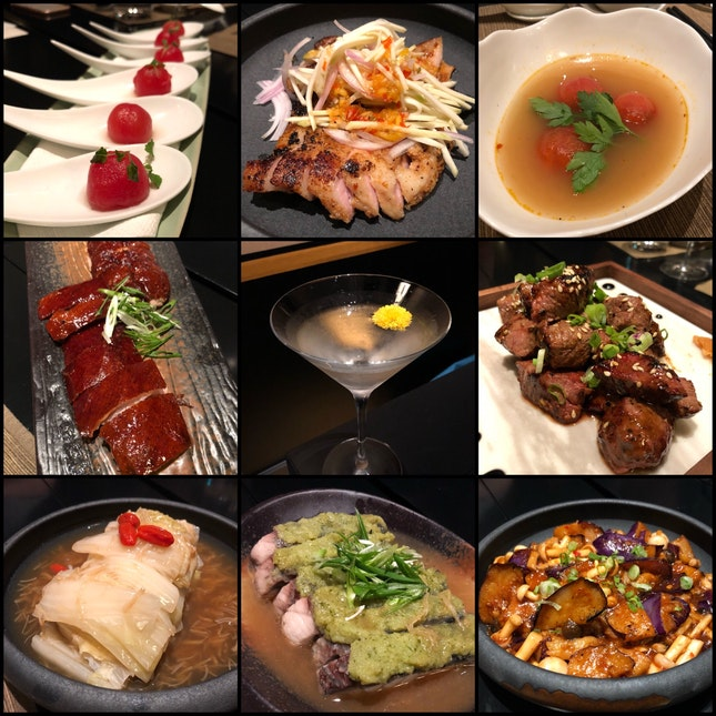 Well Crafted Modern Chinese Cuisine & Chic Cocktails