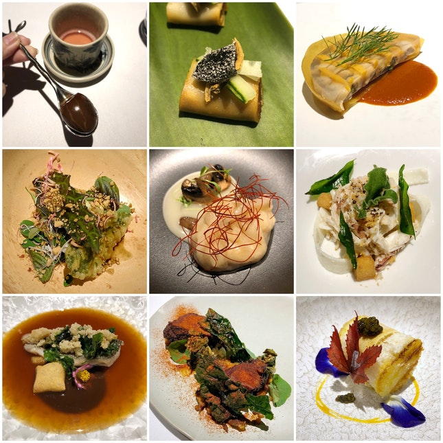 A Homage To Singapore By One Michelin Starred Chef Han Li Guang