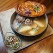 Sichuan Oxtail Soup ($24++)