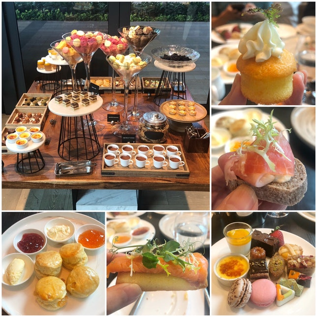 NEW: Weekday Afternoon Tea Served From 3pm To 5pm (Adults: $25++, Kids Below 12 Years: $12.50++)