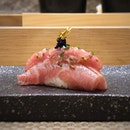 """ToroToro Caviar"" Sushi (Part Of The Omakase Menu)"