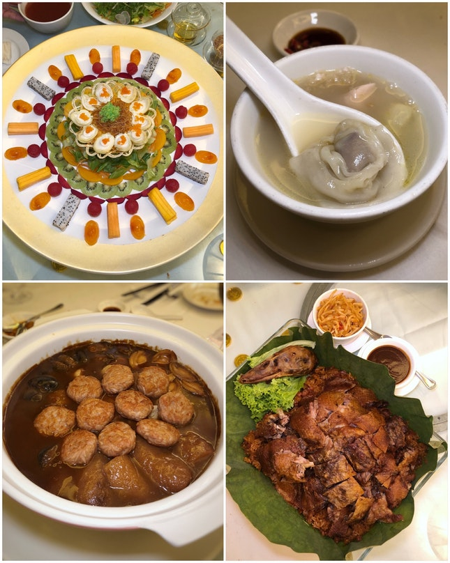 The Chinese New Year Specials At Min Jiang One-North Are Worth Celebrating