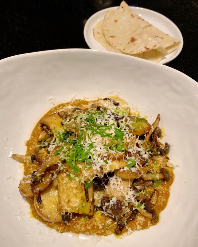 Butter Mushrooms ($16++)