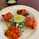 Fish Tikka (appetiser choice in the Burpple Beyond 3-course Set Meal)