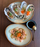 The Seafood Starters In The Burpple Beyond Set Meal Are Stellar - $59+ For 2 Pax (Usual price: $118+)