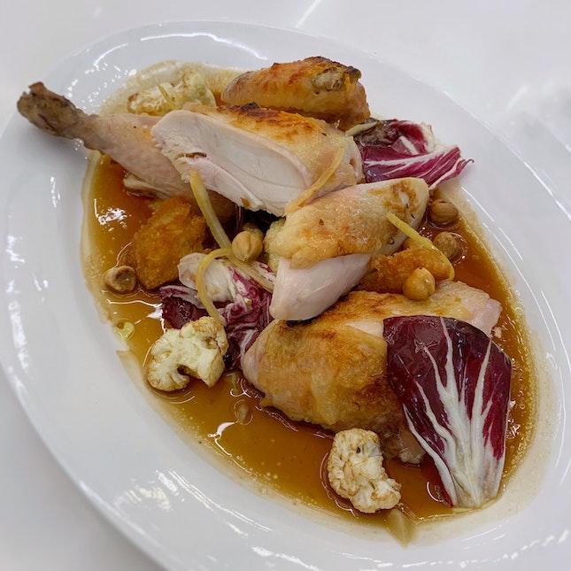 A Really Good Roast Chicken