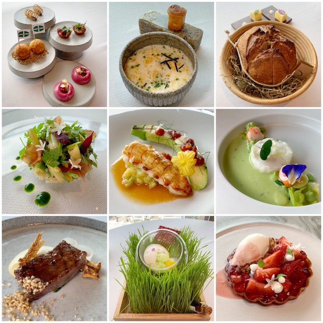 The NEW Summer Menu by Executive Chef Kirk Is Really Quite Spectacular