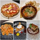First Singapore Outlet Of Japan Company That Serves Neapolitan-style Pizzas And Italian Dishes
