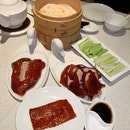 When it comes to Peking Duck in Singapore, the one here is hard to beat ($90++ per duck).