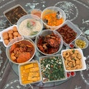 Feast On A Chinese Seafood Spread At Home From Diamond Kitchen.