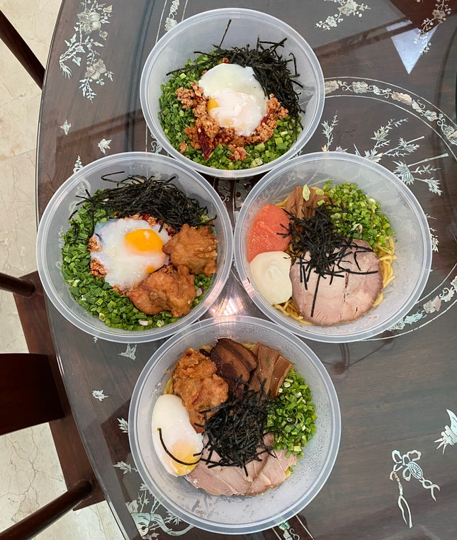 Now This Dry Style Ramen Can Be Delivered to Your Home