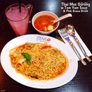 #thaifood #dinner on Monday.