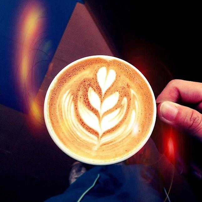 Blood type: coffee +