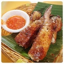 20121026 BBQ chicken wings.
