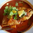 Fish Head Curry *HIGHLY RATED*