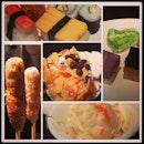 #dinner #damnfull #buffet #japanese #hotpot #mof #serangoon #nex icecream #manyscoop
