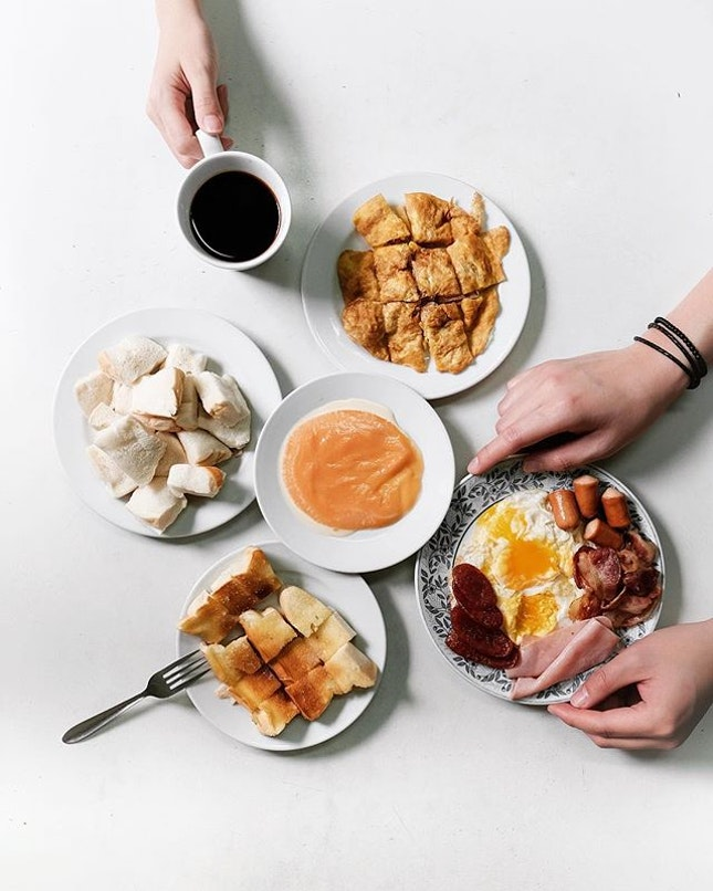 A simple breakfast to start your day right!