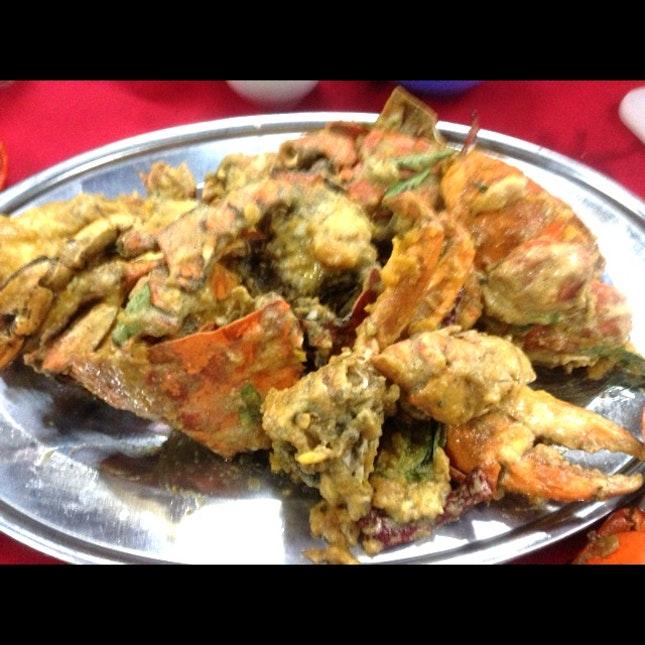 Salty Egg Crab