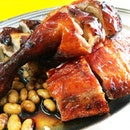1/4 Roasted Duck