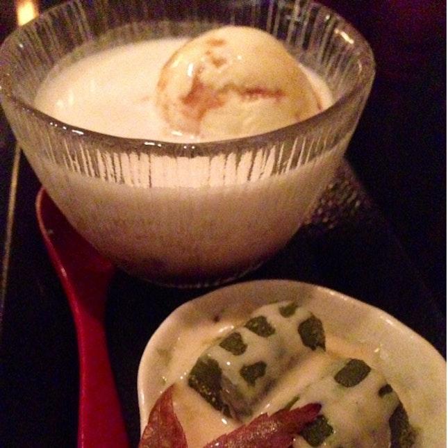 Aoi Kaiseki Dessert