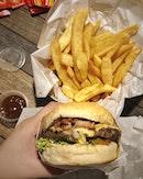 Bergs Gourmet Burgers (Katong)