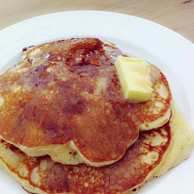 Spiced Apple Cider Pancake!