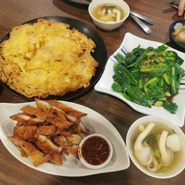 No frills Thai Restaurant serving Authentic Thai Food.