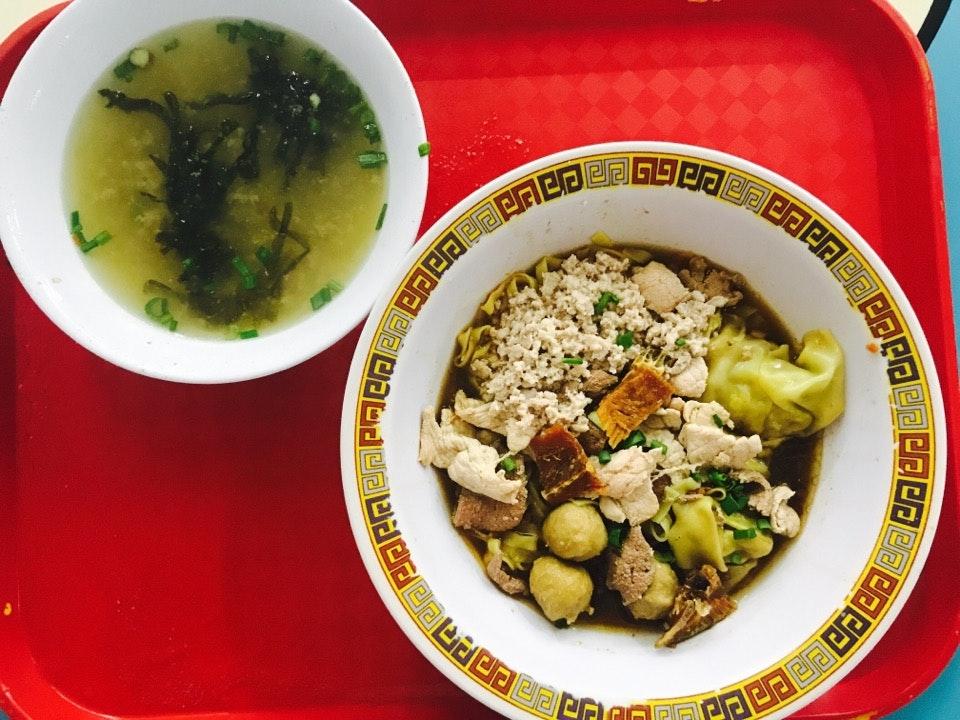 Hill Street Tai Hwa Pork Noodle