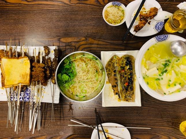 Northeastern+Sichuan+BBQ+Karaoke