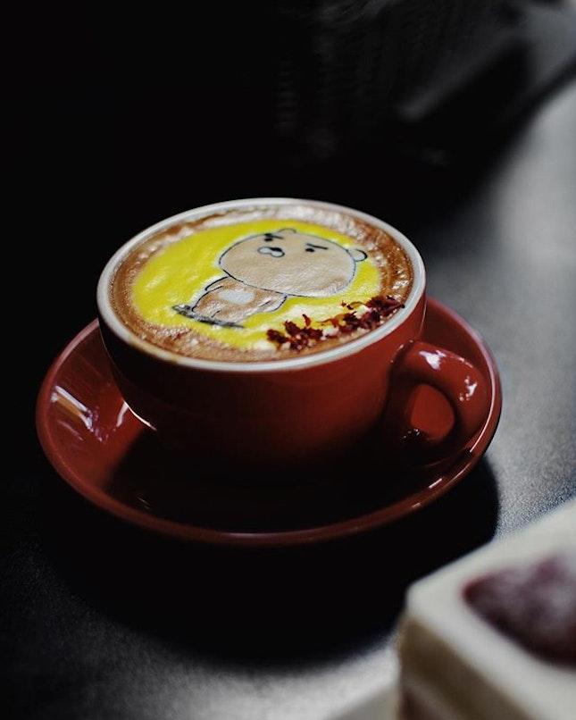 Late night coffee?