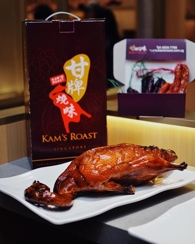 Hong Kong's Michelin-starred Kam's Roast has now opened their second outlet.