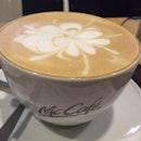 Soya Roasted Almond Latte