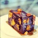 Chocolate Nougatine Cake