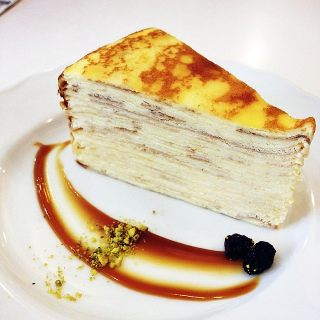 Mille crepes by champs.