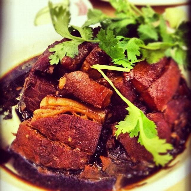 Stewed Pork