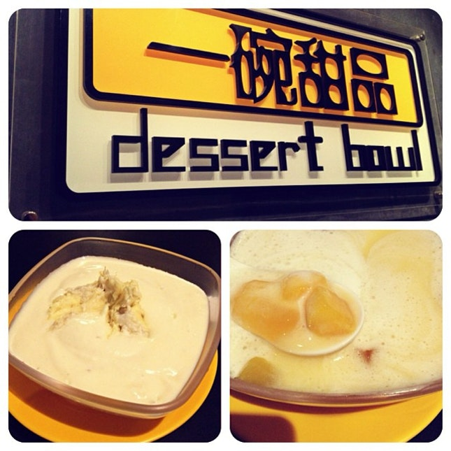 Durian mousse 👍👍