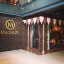 Magnum cafe found at #siamcenter ~ I think @skat3rgalz will love this place.