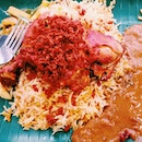 Nasi Briyani Deep Fried Chicken Dun noe why many customer call it nasi briyani ayam penyet special ?