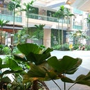 Love the greenery and tranquility within WestGate Mall.