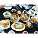 It's a #dimsum feast!