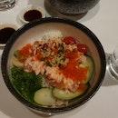 Salmon Mentaiko Bowl ($18.90)
