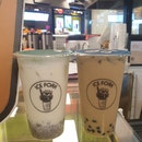 Oreo Milk ($4) & Gula Melaka Milk Tea with Pearls ($4.50)