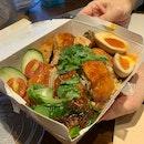 Hainan Roast Chicken ($16.90)