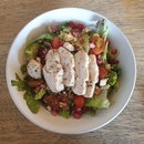 Roast Chicken Pomegranate Salad ($14)