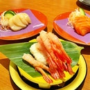 Amaebi by Ichiban Boshi, Singapore #instafood #yum #yummy #raw #shrimp #amaebi #sushi #nomnomnom #supergood #instagood #igdaily #restaurant #japanese #singapore #goodfood #foodgasm #foodporn #foodie