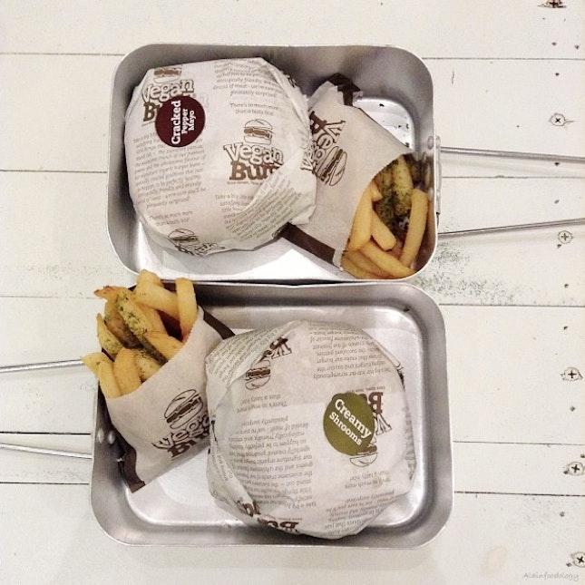 For Vegan Fast Food