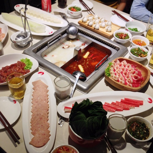 For A Different Hotpot Experience