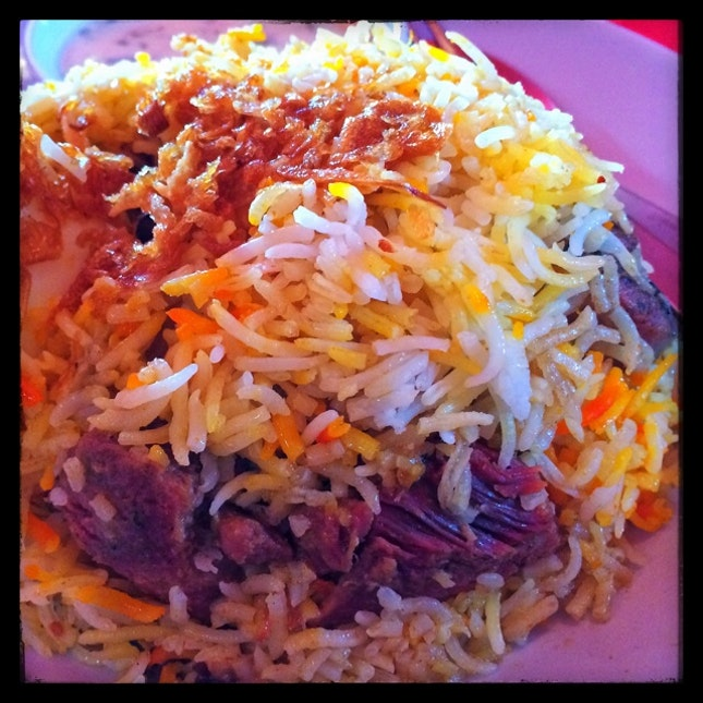 For Excellent Kid Goat Briyani