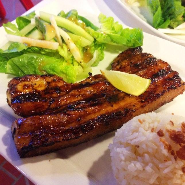 For Premium BBQ Pork Ribs