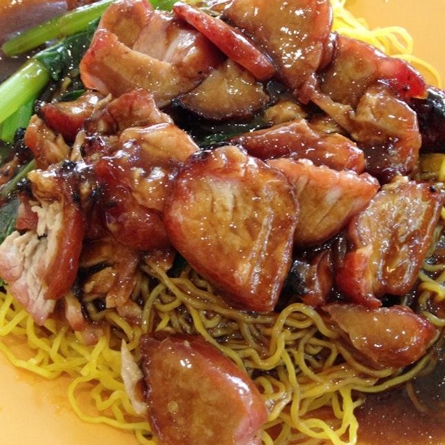 For Bomb Pork Rib Noodles